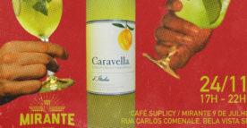 Lançamento, Caravella Spritz no Mirante 9 de Julho